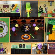 A SPOOKtacular 5th Birthday Party - Festive kids Halloween party