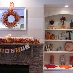 First Day of Fall Party - Fall