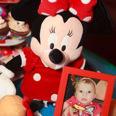 Sophie's 1st Birthday (Handmade party) - Mickey Mouse Clubhouse