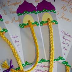 Tangled Up In Fun! - Rapunzel Disney's Tangled Inspired