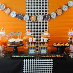 Sweet (Not Spooky) Halloween Party - None