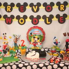 Mickey Mouse Clubhouse & Two-dles - Mickey Mouse