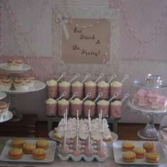 A Girlie Soiree - Eat Drink & Be Pretty! - Envy Jewelery Party