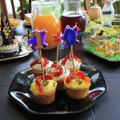 A Harry Potter 10th Birthday Party - Harry Potter Themed Boys Birthday Party
