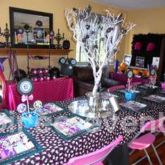 Monster High Halloween Soireé - None