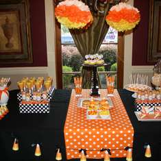 Play Date Halloween Party - Candy Corn