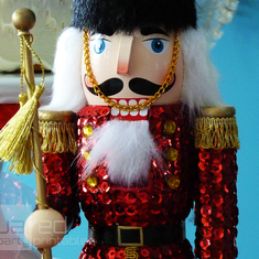 "The Nutcracker ""Sweet"" Christmas Holiday Party {Inspiration} - Nutcracker - Christmas - Holiday"