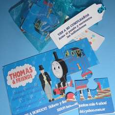 Thomas & Friends by Party Design - Thomas & Friends