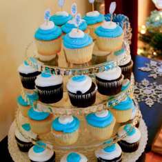 Winter Wonderland Baby Shower - Winter Wonderland   Snowflake