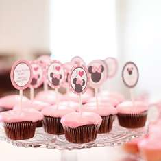 Ellah's Minnie Mouse Party - Minnie Mouse