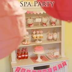 Valentine's Day Spa Party! -  Valentine's Day Spa