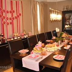 Valentine's Day Tea Party - Valentine's Day Tea Party