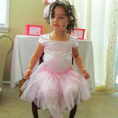 Piggy Ballerina Birthday - Piggy Ballerina Birthday