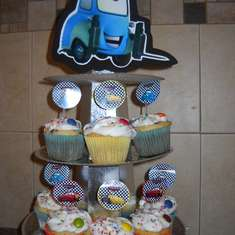 Thiago¨s Birthday - Cars