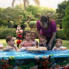 Second Birthday  - Mickey Mouse