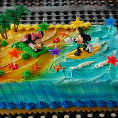 Taven's 2nd Birthday - Mickey Mouse