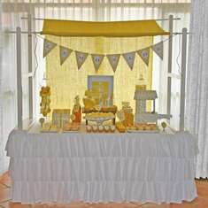 Lemonade Stand & Dessert Buffet - Lemonade Stand