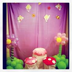 Maya's 1st Fairyland Birthday - Fairy , Fairyland