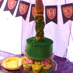 Tangled Birthday Party - Tangled