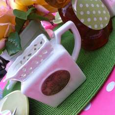 Mommy & Me Tea Party - Garden Style Tea Party