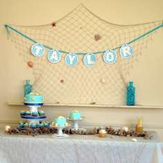 Taylor's 10th Birthday By the Seashore - Beach/Under the sea/Summer birthday