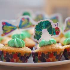First Birthday Party (Eloise) - Very Hungry Caterpillar