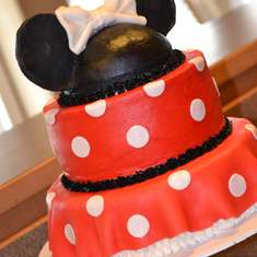 Evey's  2nd Birthday  - Minnie Mouse
