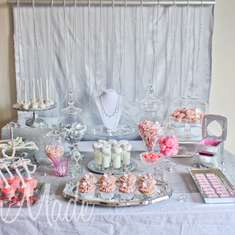 Girly Bling Themed Party - Bling