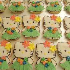 Hello Kitty hawaiian - Hello Kitty