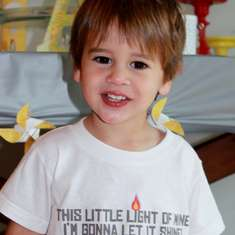 Asher, This Little Light of Mine - This Little Light of Mine