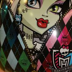 Zore's 7th Birthday - Monster High
