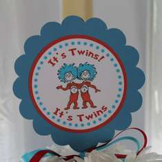 Thing 1 Thing 2 Sprinkle - Thing 1 Thing 2