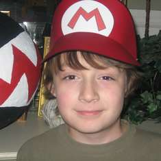 Mackenzie's 10th Birthday Party - Mario