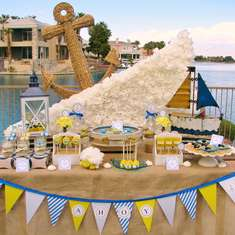 Ahoy, Baby! - Nautical Baby Shower