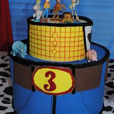 WESTERN TOY STORY PARTY - VINTAGE TOY STORY