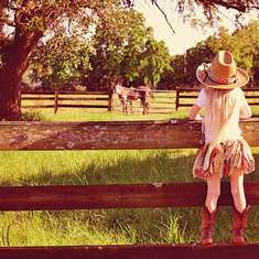 Vintage Cowgirl Party - Vintage Cowgirl