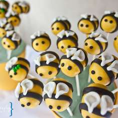 Mom To BEE! - Bumble Bee Baby Shower