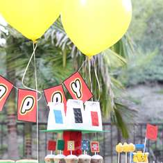 Lego  - Lego Inspired Party