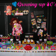Growing up 80's! - 80's