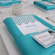 Bridal Shower - Breakfast at Tiffany's