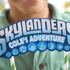 Skylanders Birthday Party Adventure - Video Game