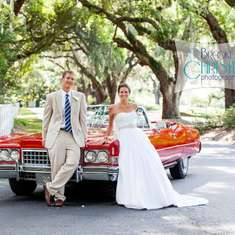Mr. and Mrs. Brent Collins - Southern Chic