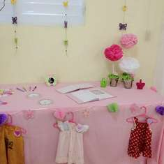 Aurelis's Baby Shower  - Sweet Butterfly Party