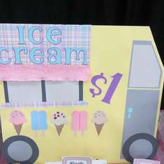 Ice Cream Truck-Inspired Event - Ice Cream Birthday