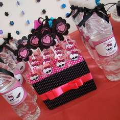 Spa Party - Festa Spa  - Monster High