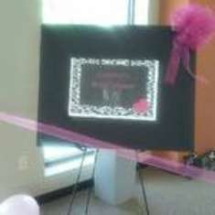 Courtney's Bridal Shower - 'Pretty in Pink'