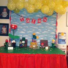 Talan's 6th birthday - Super Mario Party