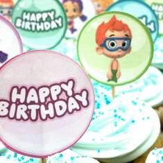 Bubble Guppies Birthday Pool Party - Bubble Guppies