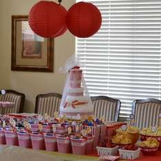 Sharon's Ready-to-Pop Baby Shower - popcorn
