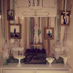 Vintage Graduation Party - Vintage/ Shabby Chic